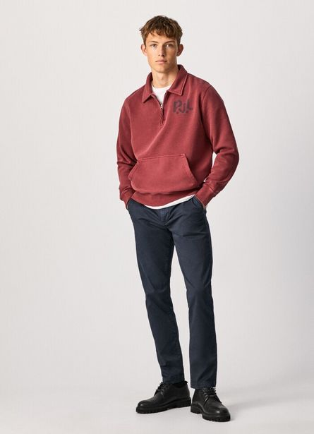 CHARLY SLIM CHINO TROUSERS offer at ? 6.2