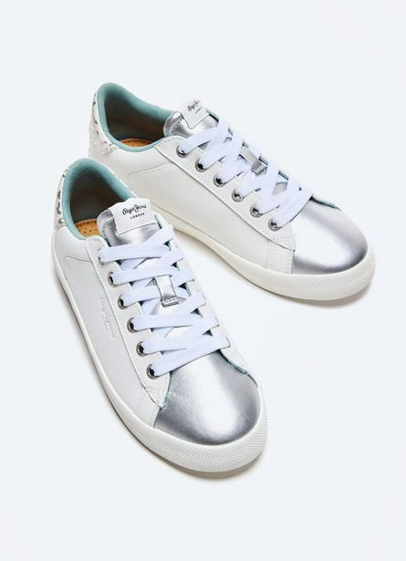 KIOTO FIRE METALLIZED SNEAKERS offer at ? 8550