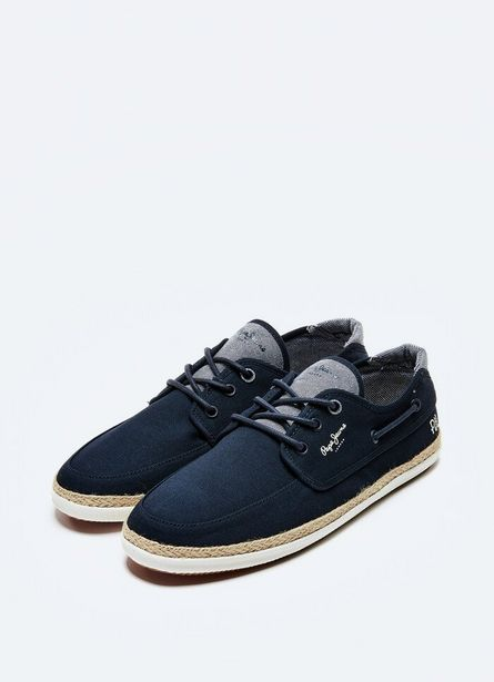 MAUI BOAT COTTON BOAT SHOES offer at ? 7350