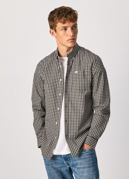 COLIN TATTERSALL CHECK PRINT SHIRT offer at ? 7.1