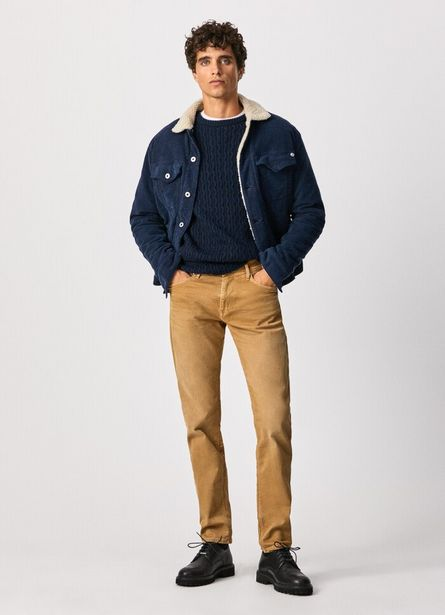 STANLEY 5-POCKET TROUSERS offer at ? 9