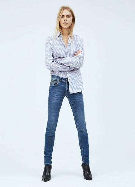 NEW BROOKE SLIM FIT MID WAIST JEANS offer at ? 8200