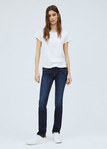 NEW BROOKE SLIM FIT MID WAIST JEANS offer at ? 9550