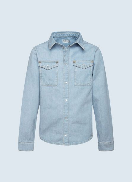 ROB SHIRT DENIM SHIRT offer at ? 4750