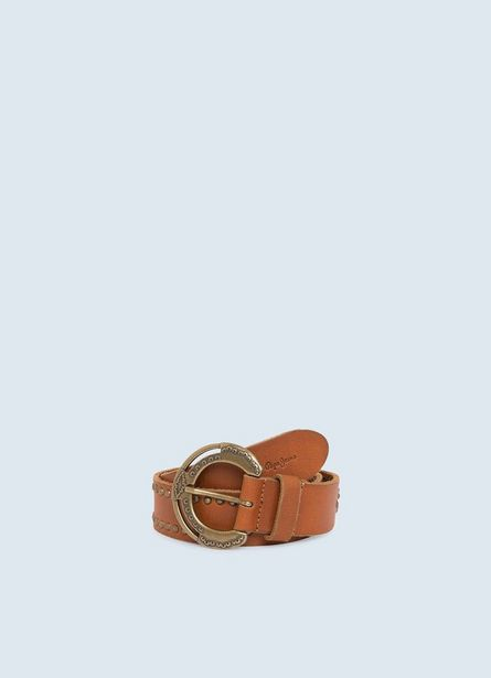 FLORA  GOLDEN BUCKLE BELT offer at ? 4850