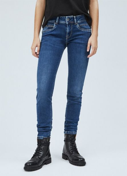 NEW BROOKE SLIM FIT MID WAIST JEANS offer at ? 9200