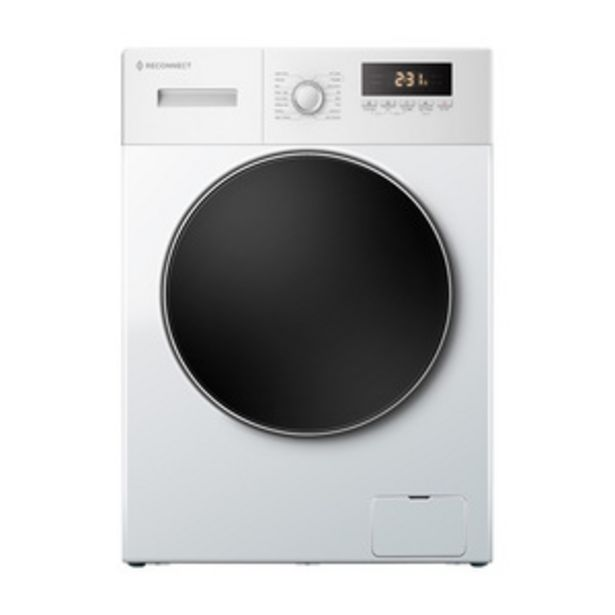Reconnect 6 Kg Front Loading Fully Automatic Washing Machine with 3D Wash System, RHWFLB6002 offer at ? 17990