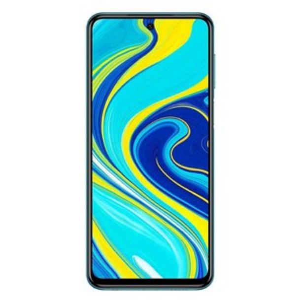 Redmi Note 9 Pro Smart Phone 64 GB, 4 GB RAM, Aurora Blue offer at ? 13499