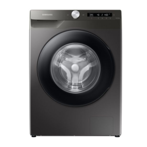 Samsung 8 Kg Front Load Fully Automatic Washing Machine with AI Control, T Series WW80T504DAN/TL offer at ? 40990