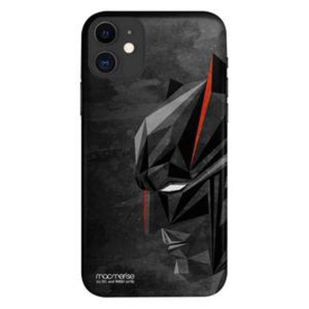 Macmerise Sleek Mobile Case for iPhone 11, Batman Geometric offer at ? 499