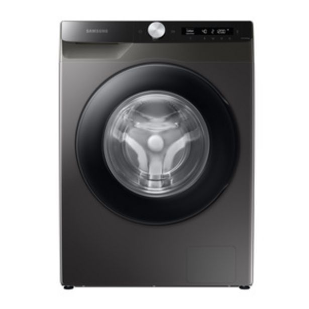 Samsung 7 Kg Front Loading Fully Automatic Washing Machine with AI Control & SmartThings Connectivity,WW70T502DAX/TL (Inox) offer at ? 36490