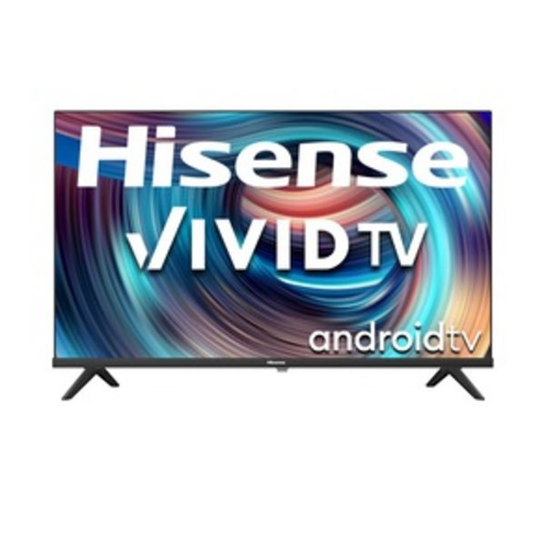 Hisense 80 cm (32 inch) HD Android Smart LED TV with One Touch Access, Built-in Google Assistant (32A4G) offer at ? 18490