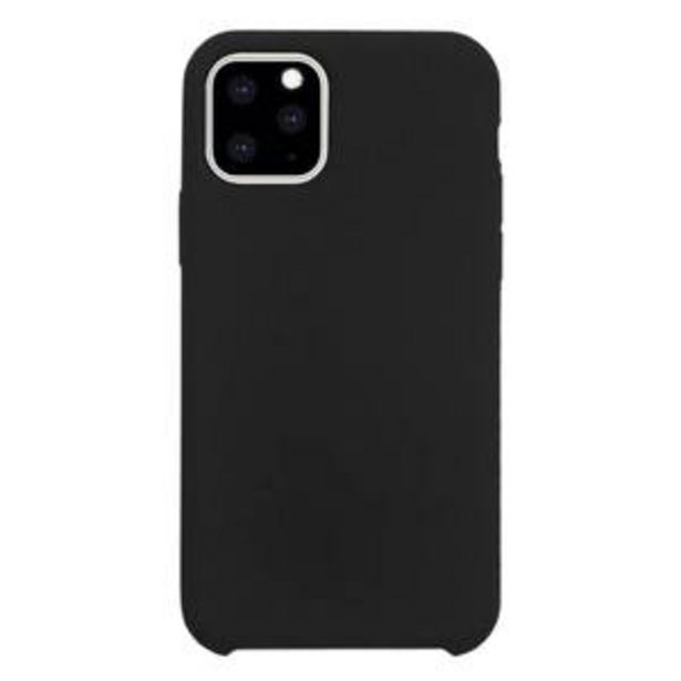 Neopack Silicon Mobile Case for iPhone 11, Black offer at ? 1.299