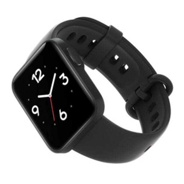 Redmi GPS Smart Watch with 11 Sports Modes, Compatible with iPhones Running on iOS10 and Above, Android Phones Running Android 5 and Above, Black offer at ? 3999
