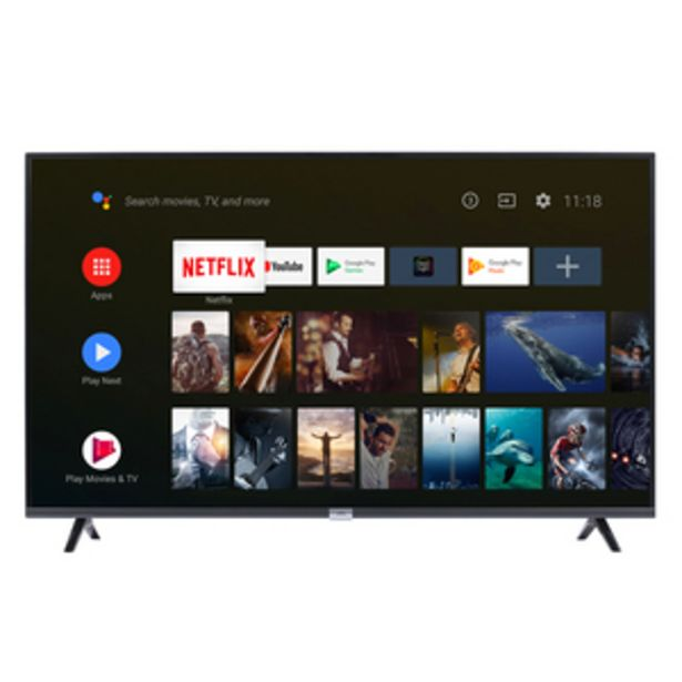 IFFALCON 81.28 cms (32 Inch) HD Ready Android TV Smart LED TV 32F2A offer at ? 12499