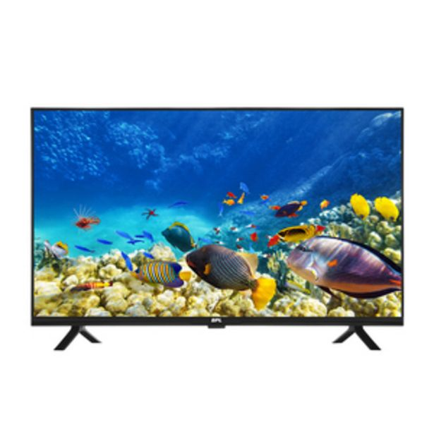 BPL 81.28 cm (32 inch) HD Ready Android Smart TV with Dolby Surround Sound Technology, 32H-A4300 offer at ? 19490