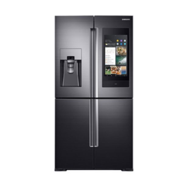 Samsung 810 litres French Door Refrigerator, Black Stainless RF28N9780SG/TL offer at ? 264990
