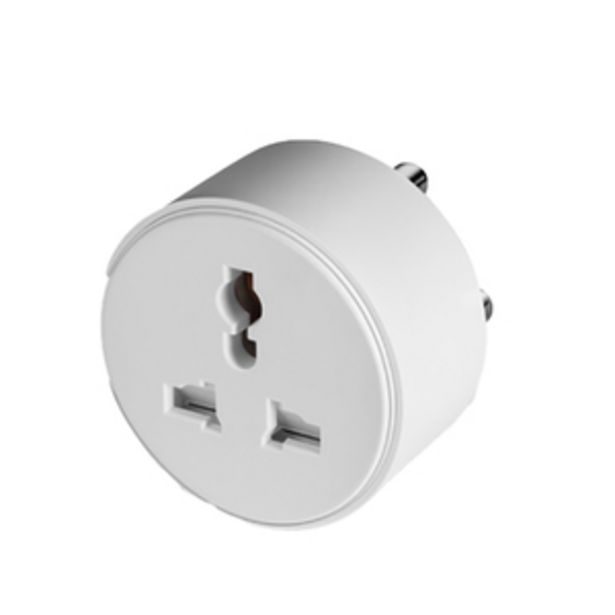Syska Wi-Fi Smart Plug, for small Appliances (10A) Compatible with Alexa & Google Assistant offer at ? 899