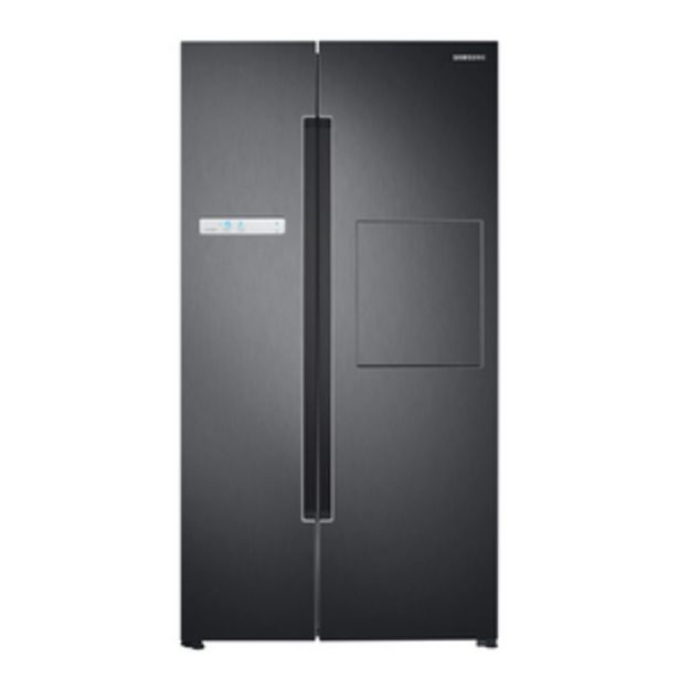 Samsung 845 litres Side-by-Side Refrigerator, Black DOI RS82A6000B1/TL offer at ? 94990