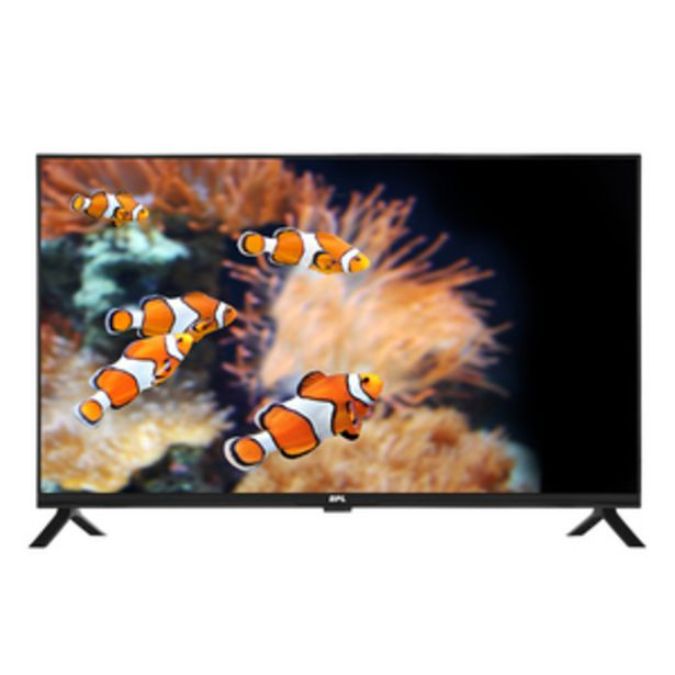 BPL 109.22 cm (43 inch) Full HD Android Smart TV with Dolby Surround Sound Technology, 43F-A4300 offer at ? 32990