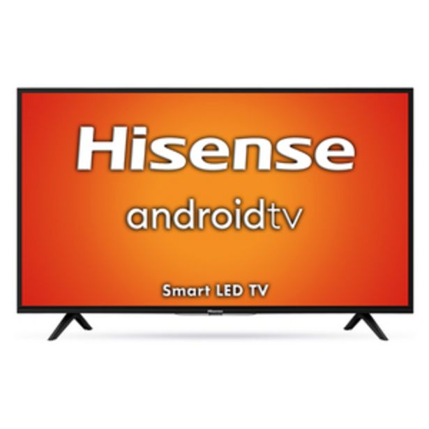 Hisense 102 cm (40.16 inch) Full HD LED Smart TV, 40A56E offer at ? 20890