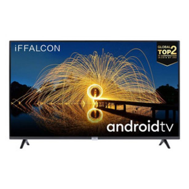 IFFALCON 109.22 cm (43 inch) Full HD LED Smart TV, 43F2A (Android 8.0, Dolby Decoder Technology for Enhance Audio-Quality) offer at ? 23999