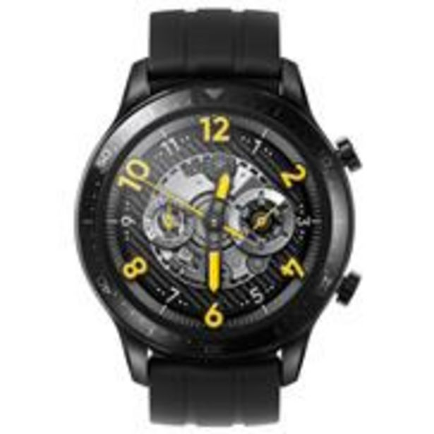 Realme S Pro Smart Watch (Black) offer at ? 9889
