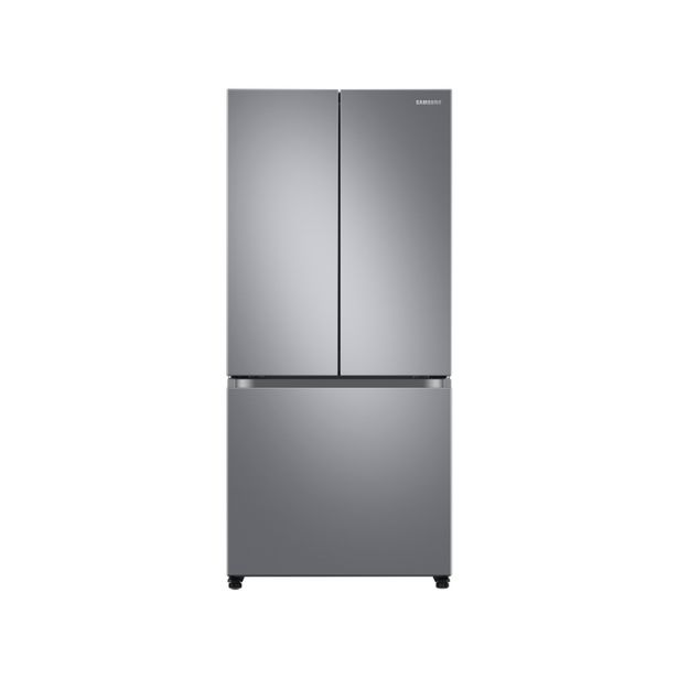 Samsung 580 Ltr Twin Cooling Plus™ French Door Refrigerator (RF57A5032SL, Real Stainless) offer at ? 76990