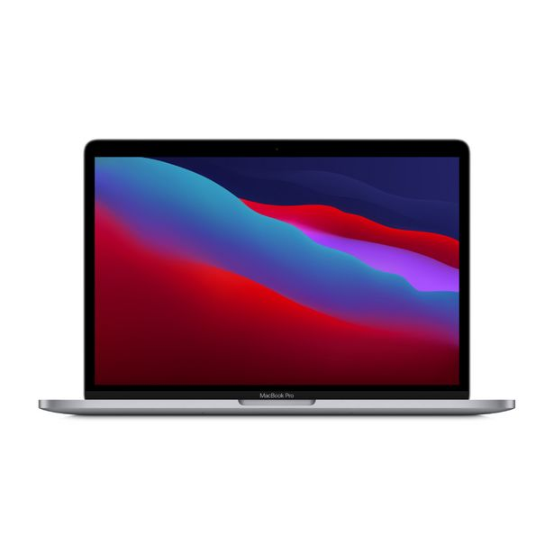 Apple MYD82HN/A MacBook Pro (Apple M1 Chip/ 8GB RAM/ 256 GB SSD/ 13.3(33.78 cm) Display/ Integrated Graphics/ mac OS Big Sur/ Space Grey) offer at ? 112990