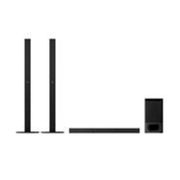 Sony HT-S700RF 5.1Ch Sound Bar Tall Boy Home Theatre System (Black) offer at ? 39990
