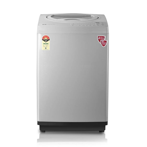 IFB 6.5 Kg 5 Star Fully-Automatic Top Loading Washing Machine (TL65RSS, Aqua Silver) offer at ? 17990
