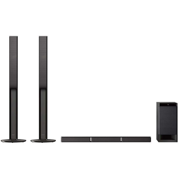 Sony HT-RT40 Real 5.1ch Dolby Digital Tall boy Soundbar Home Theatre System offer at ? 26890