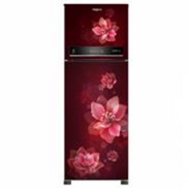 Whirlpool IF CNV 278 2S N 265Ltr Frost Free Refrigerator (Wine Mulia) offer at ? 23900