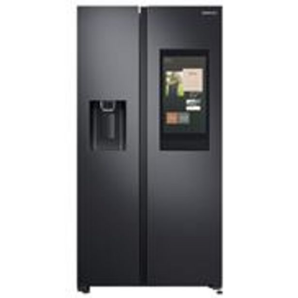 Samsung RS74T5F01B4 657 Ltr Side by Side with SpaceMax Technology Refrigerator offer at ? 174900