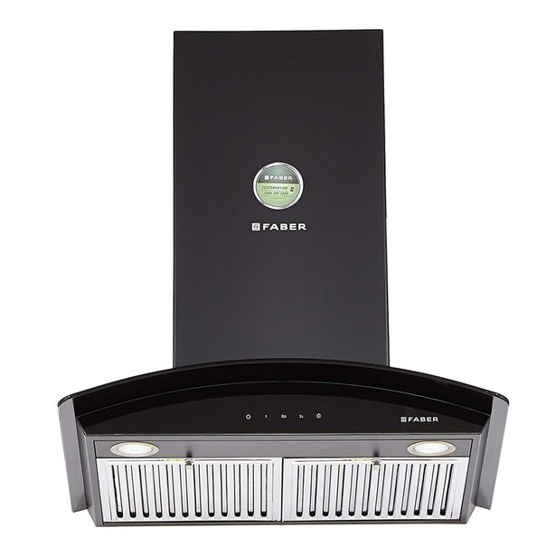 Faber Tratto TC BK LTW 60 Chimney offer at ? 13000
