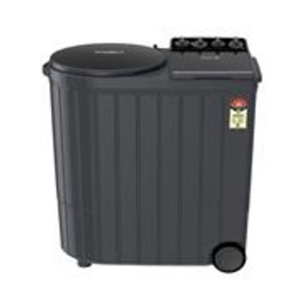 Whirlpool Ace XL 10.5Kg Semi Automatic Washing Machine (Graphite Grey) offer at ? 17710
