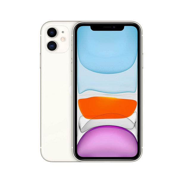 Apple iPhone 11 (128 GB, White) offer at ? 54890