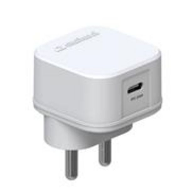 Stuffcool Novem Type - C PD 20W USB Wall Charger offer at ? 899
