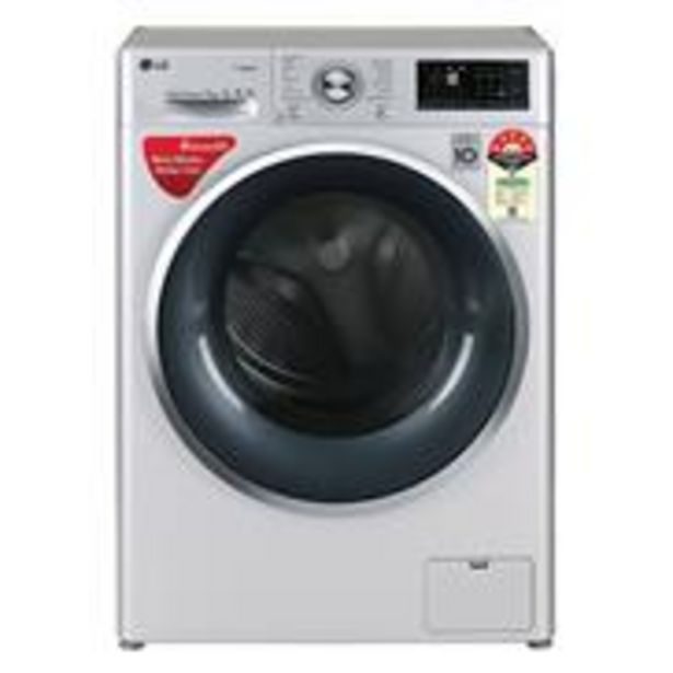 LG FHT1207ZWL Fully Automatic, Front Loaded 7 Kg Washing machine With Steam (Silver) offer at ? 36990