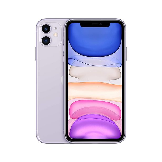 Apple iPhone 11 (128 GB, Purple) offer at ? 54890