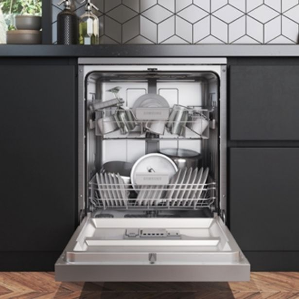 IntensiveWash™  Dishwasher with 13 Place Settings DW60M6043FS offer at ? 44990