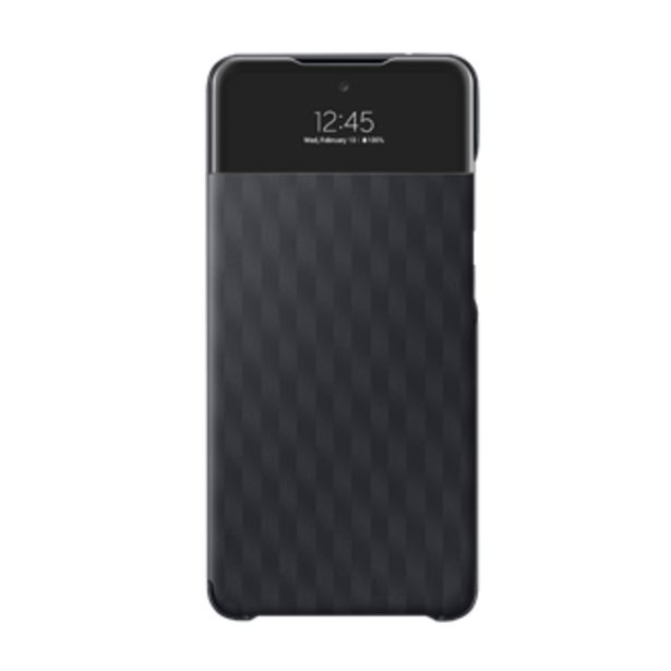 Galaxy A72 Smart S View Wallet Cover offer at ? 2499