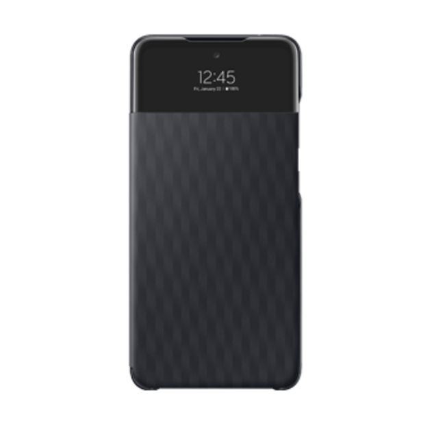 Galaxy A52 Smart S View Wallet  Cover<br> offer at ? 2499