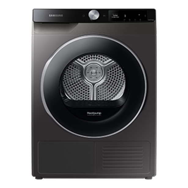 9.0Kg Dryer with Heat Pump Technology DV90T6240LX offer at ? 66300