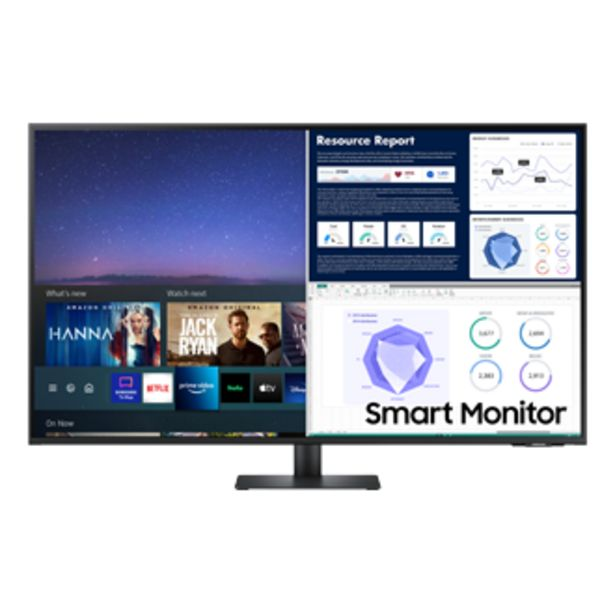 """1m 09cm (43"""") Smart Monitor with Built-in speaker offer at ? 44450"""