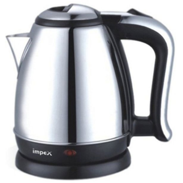 Impex Electric Kettle Steamer 1801 1.8 Ltr offer at ? 699