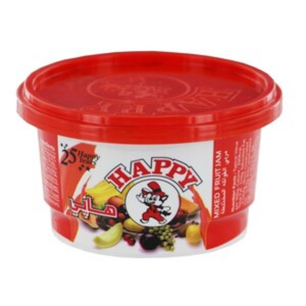 Happy Mixed Fruit Jam 100g offer at ? 24