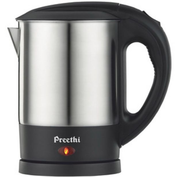 Preethi Electric Kettle Armour 1.0 Ltr offer at ? 1499