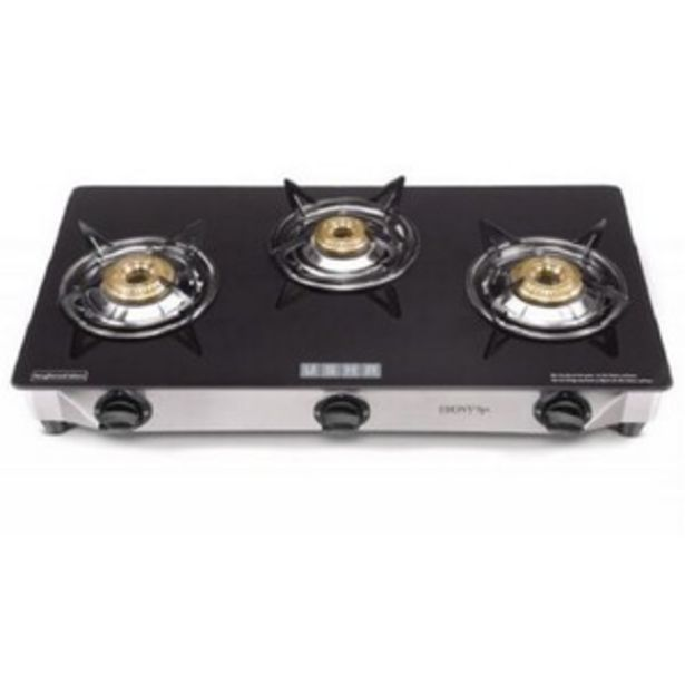 Usha Cook Top Ebony Neo GS3 001 offer at ? 3699