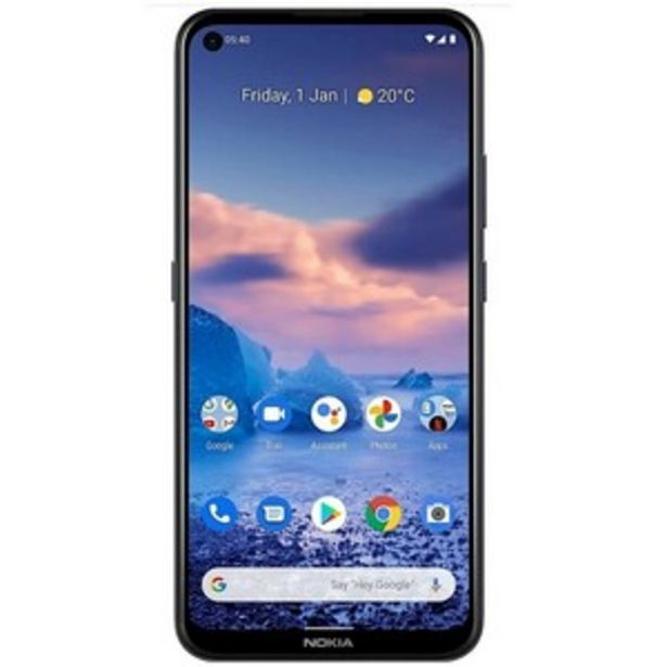 Nokia 5.4 6GB/64GB Blue offer at ? 14499
